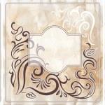 Wedding invitation cards — Stock Vector #63519223