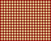 Tablecloth Background red and yellow — Stock Photo