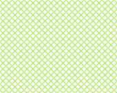 Диагональные полосы зеленого — Стоковое фото