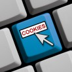 Computer Keyboard - Cookies — Stock Photo #67246205