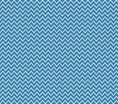 Zig Zag Background blue and white — Stock Photo