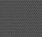 Zig Zag Background black and white — Stock Photo