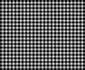 Tablecloth background black and white — Stock Photo