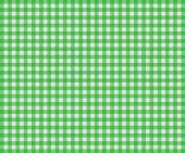 Tablecloth background green and grey — Stock Photo