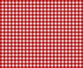Tablecloth background red and light grey — Stock Photo