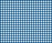 Tablecloth background blue white — Stock Photo