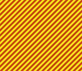 Background with stipes - red and yellow — Stock Photo