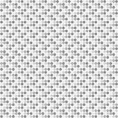White Background with grey dots — Stock Photo