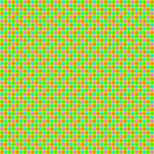 Background with green pink dots — Stock Photo