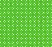 Dotted backround green and white — Stock Photo