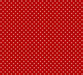 Dotted backround red and white — Stock Photo