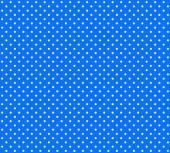 Kropkowane backround niebieski i biały — Zdjęcie stockowe
