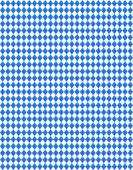 Bavarian background white and dark blue — Stock Photo