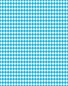 Bavarian background white and light blue — Stock Photo