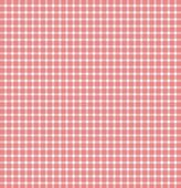 Traditional red checkered background — Stock Photo