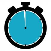 Stopwatch icon - 59 Seconds or 59 Minutes — Stock Photo