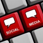 Online Social Media — Stock Photo #68006365