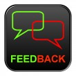 Button - Feedback — Stock Photo #68012259