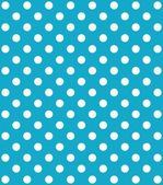 Turquoise Background with white dot — Zdjęcie stockowe