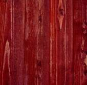 Wood background red — Stock Photo