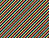 Background black with colored stripes — Stock Photo