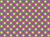 Dots background with many dots with colors grey yellow pink — Stock Photo