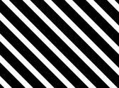 Background with diagonal black and white stripes — Stock Photo