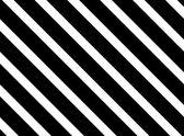Hintergrund mit schwarzen und weißen Streifen diagonal — Stockfoto