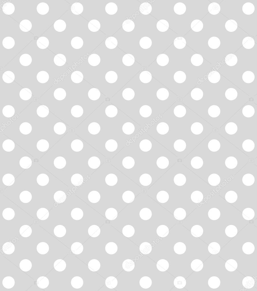 ... grijze achtergrond met witte stippen — Stockfoto © keport #78192804