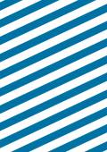 Background with diagonal blue and white stripes — Stock Photo