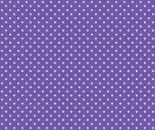 Dotted purple Background with white dots — Stock Photo