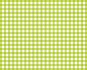 Tablecloths background with green and white color — Stock Photo