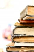 The Wisdom of Books — Stock Photo