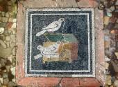 Vintage Mosaic Tile — Stock Photo