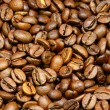 Brown coffee beans for background and texture — Stock Photo #59317717