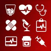 IconsMedicine — 图库矢量图片