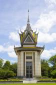Genocide Memorial - Phnom Penh, Cambodia — Stock Photo