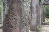 Carvings at Angkor Wat — Stock Photo