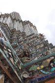 Wat Arun, The Temple of Dawn — Stock Photo