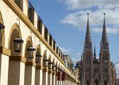 Basilica Nuestra Señora de Luján, Buenos Aires, Argentina — Stock Photo