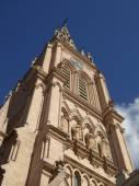 Basilica Nuestra Señora de Lujan, Buenos Aires, Argentina — Stock Photo
