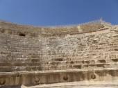 Amphitheater in Jerash — Stock Photo
