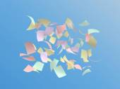 Colorful papers — Stock Photo