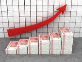 RMB money — Stock Photo