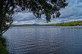 Lac des trois milles sud — Stock Photo