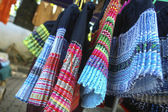 Skirts attire tribal northern in Thailand — Foto Stock