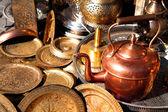 Morocco teapot — Stock Photo