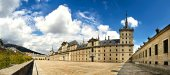 Monasterio de El Escorial Madrid Spain — Stock Photo