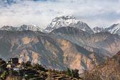 Himalaya dağ manzarası — Stok fotoğraf