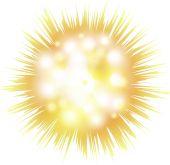 Explosion vector — Stock Vector